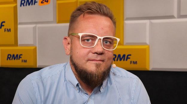 Paweł Tanajno /Piotr Szydłowski /RMF FM