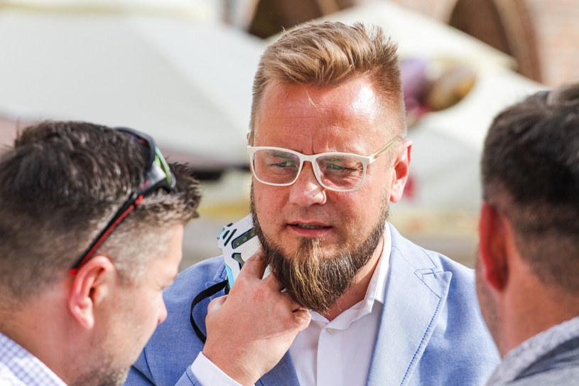 Paweł Tanajno /Artur Szczepański /Reporter