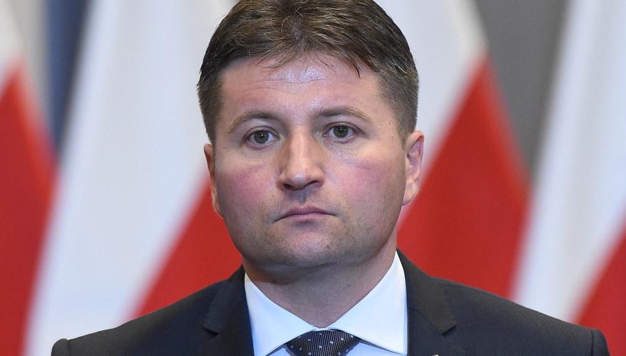 Paweł Tymiński / Radek Pietruszka   /PAP