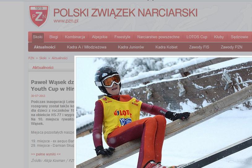 Paweł Wąsek / PZN /INTERIA.PL