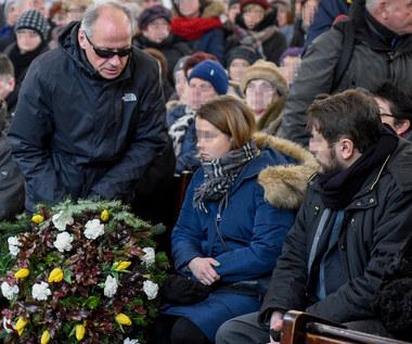 """Paweł Wawrzecki na pogrzebie Agnieszki Kotulanki. """"Miał pan tupet, że pan tu przyszedł"""""""