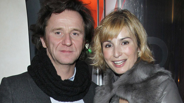 Paweł Wilczak i Joanna Brodzik bardzo dbają o prywatność swoich pociech / fot. Engelbrecht /AKPA