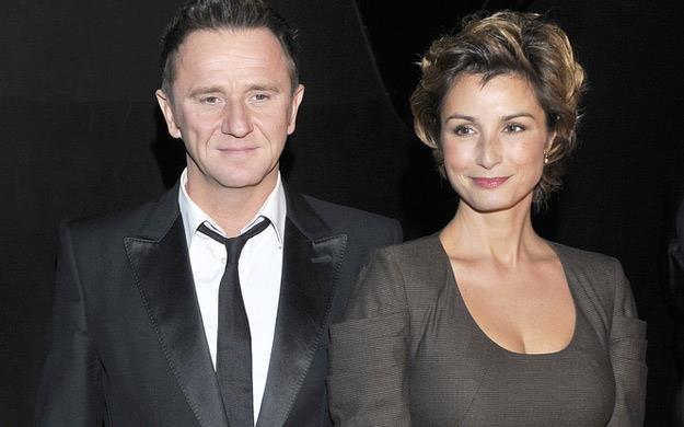 Paweł Wilczak i Joanna Brodzik /AKPA