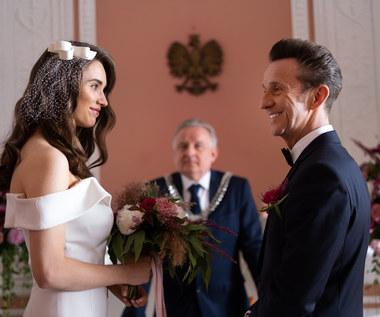Paweł Wilczak: Serialowy ślub ze znacznie młodszą kobietą
