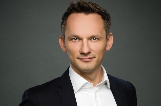 Paweł Wojtkiewicz, dyrektor ds. sektora kosmicznego w GMV /Paweł Wojtkiewicz /Materiały prasowe