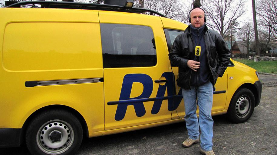 Paweł Wojtunik /Dariusz Proniewicz /RMF FM