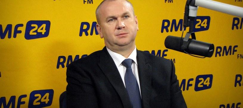 Paweł Wojtunik /Michał Dukaczewski /RMF FM