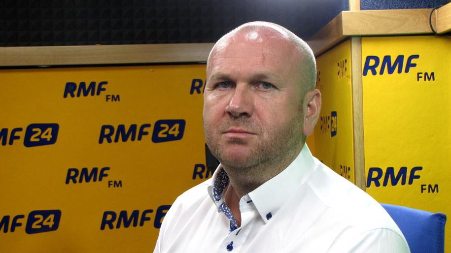 Paweł Wojtunik /Kamil Młodawski /RMF FM