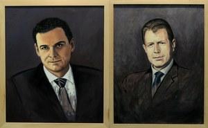 Paweł Wypych i Władysław Stasiak - państwowcy