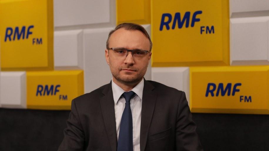 Paweł Zagaj /Karolina Bereza /RMF FM