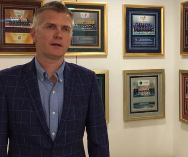 Paweł Zagumny: Wszystkie kluby zostaną dokładnie sprawdzone. Wideo
