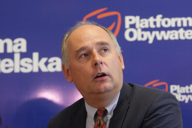 Paweł Zalewski z Platformy Obywatelskiej /Paweł Małecki /East News