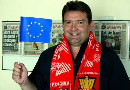 Paweł Zarzeczny Fot. Piotr Nowak /Agencja Przegląd Sportowy