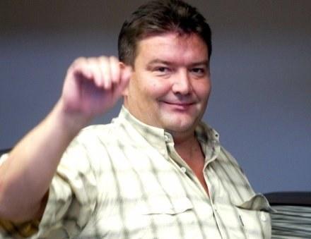 Paweł Zarzeczny Fot. Włodzimierz Sierakowski /Agencja Przegląd Sportowy