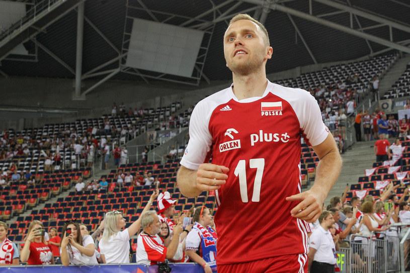 Paweł Zatorski był w ostatnich latach zdecydowanym numerem jeden na pozycji libero /Maciej Gocłoń /Newspix