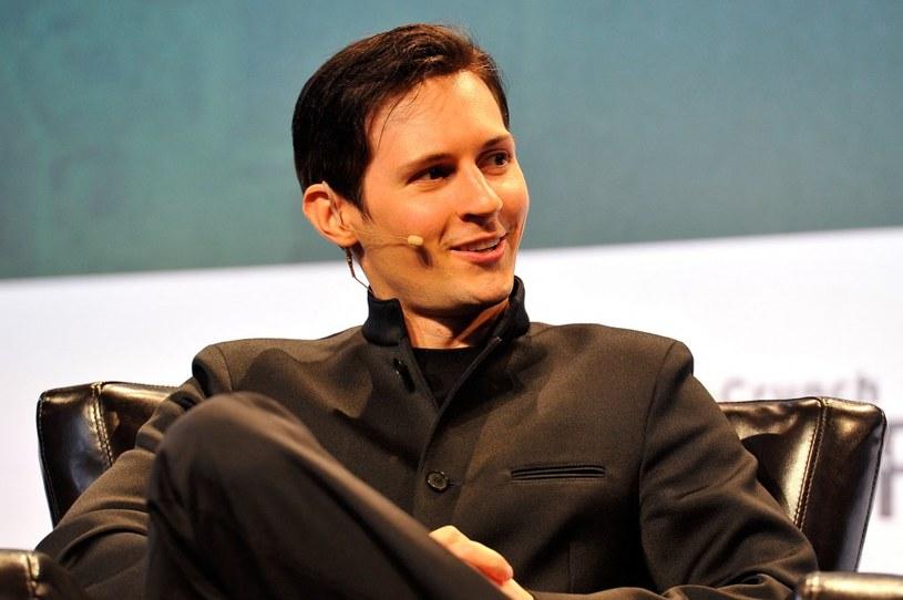 Pawieł Durow, majątek rosyjskiego potentata jest oceniany na około 17 mld dolarów /AFP
