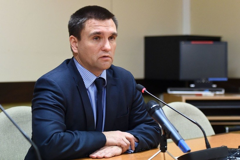 Pawło Klimkin /AFP
