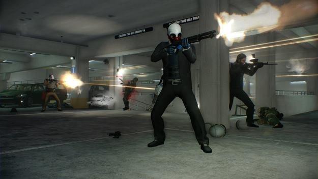 PayDay 2: CrimeWave Edition /materiały prasowe