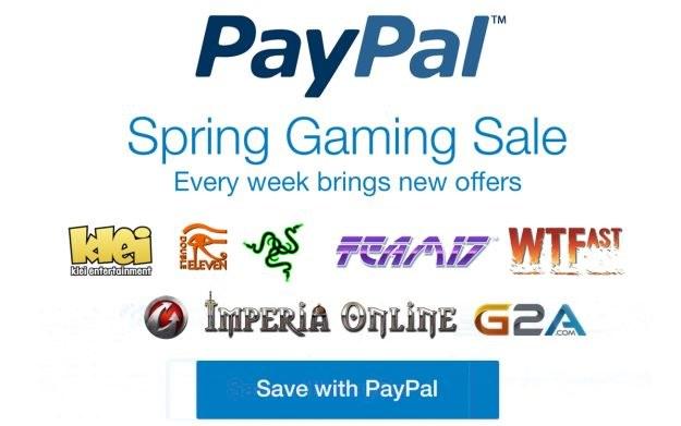 Paypal /materiały prasowe