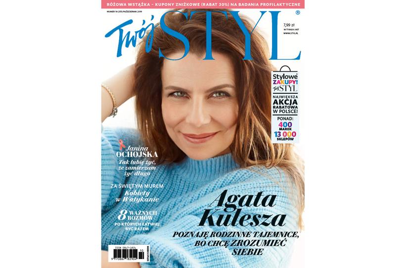 Październikowe wydanie magazynu Twój STYL /Twój Styl