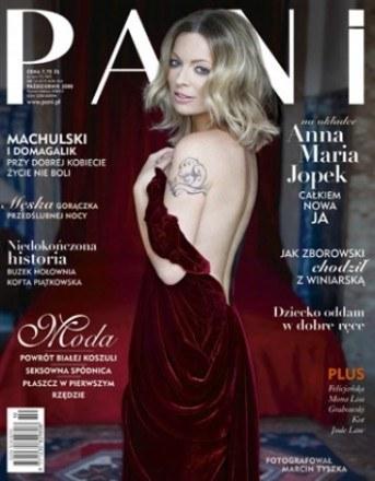 Październikowy numer PANI /PANI