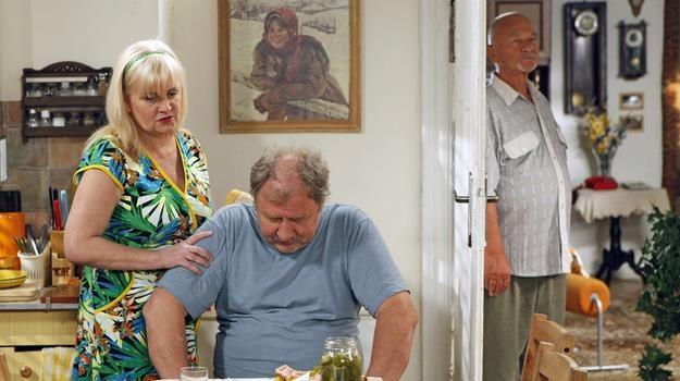 Paździoch rozbije małżeństwo Halinki i Ferdka? / fot. Telus /AKPA