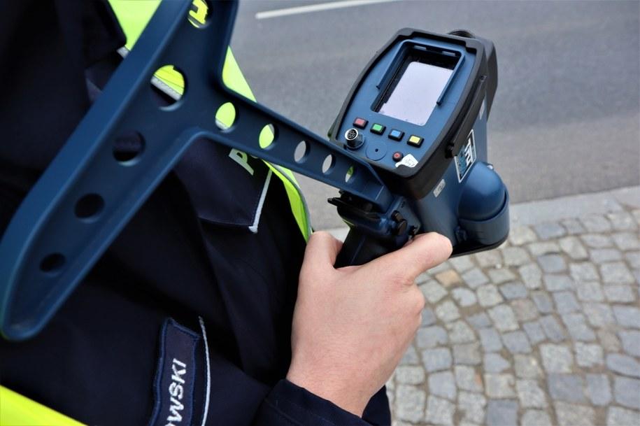 """""""PB"""": System łączności w policji. Sąd unieważnił umowę z Motorolą. Zdjęcie ilustracyjne /Piotr Bułakowski /RMF FM"""
