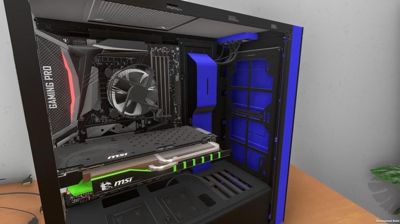 PC Building Simulator /materiały prasowe