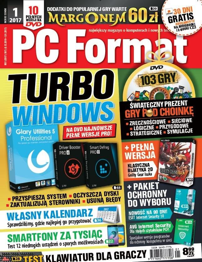 PC Format 1/2017 /materiały prasowe