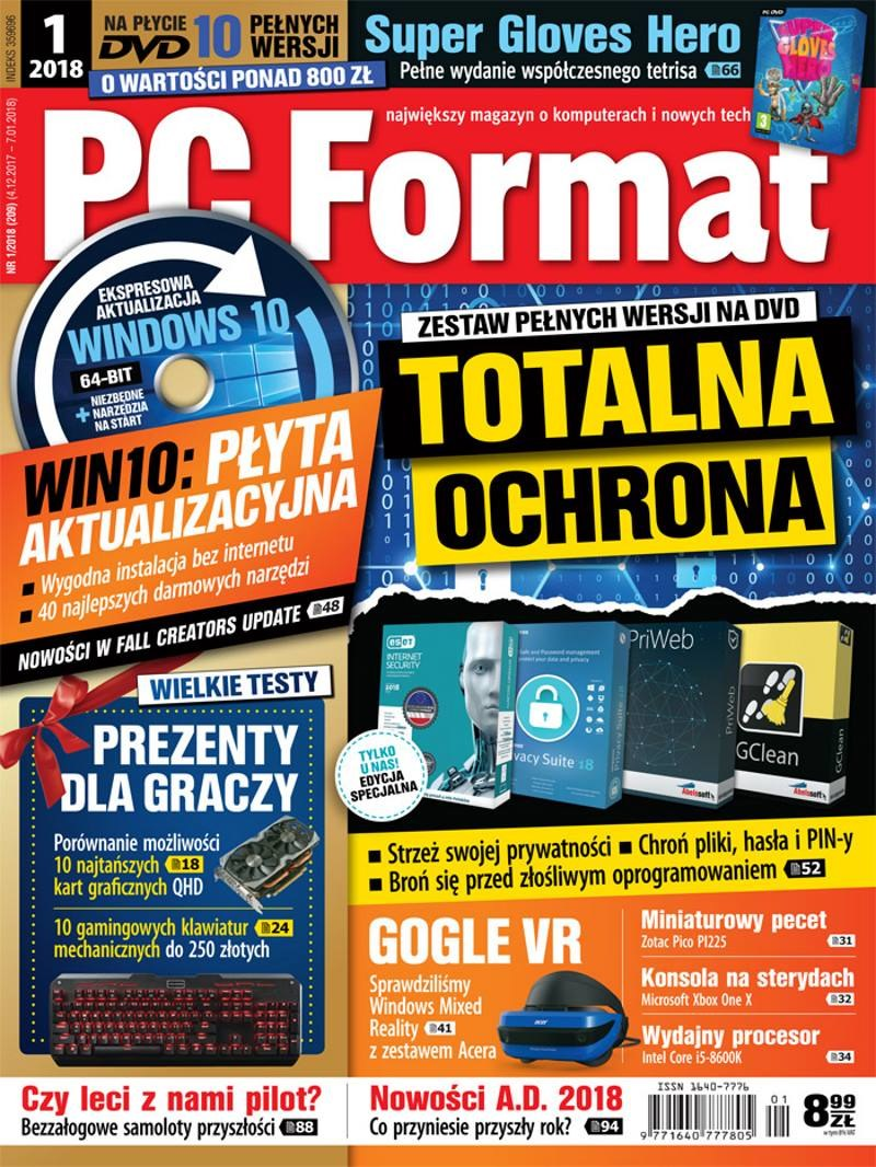 PC Format 1/2018 /PC Format