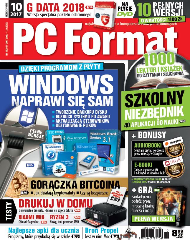 PC Format 10/2017 /PC Format