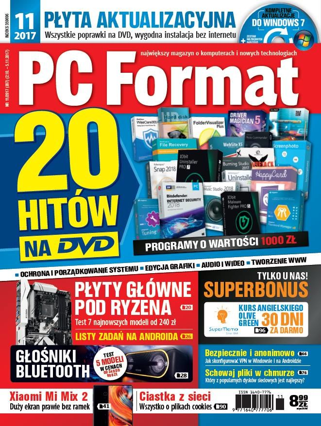 PC Format 11/2017 /PC Format