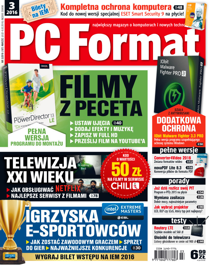 PC Format 3/2016 /PC Format