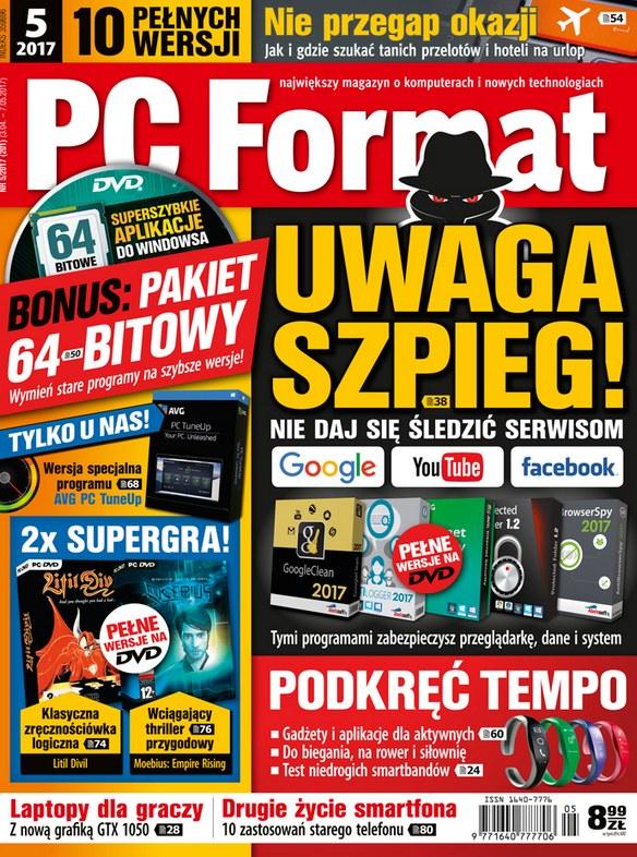 PC Format 5/2017 /PC Format