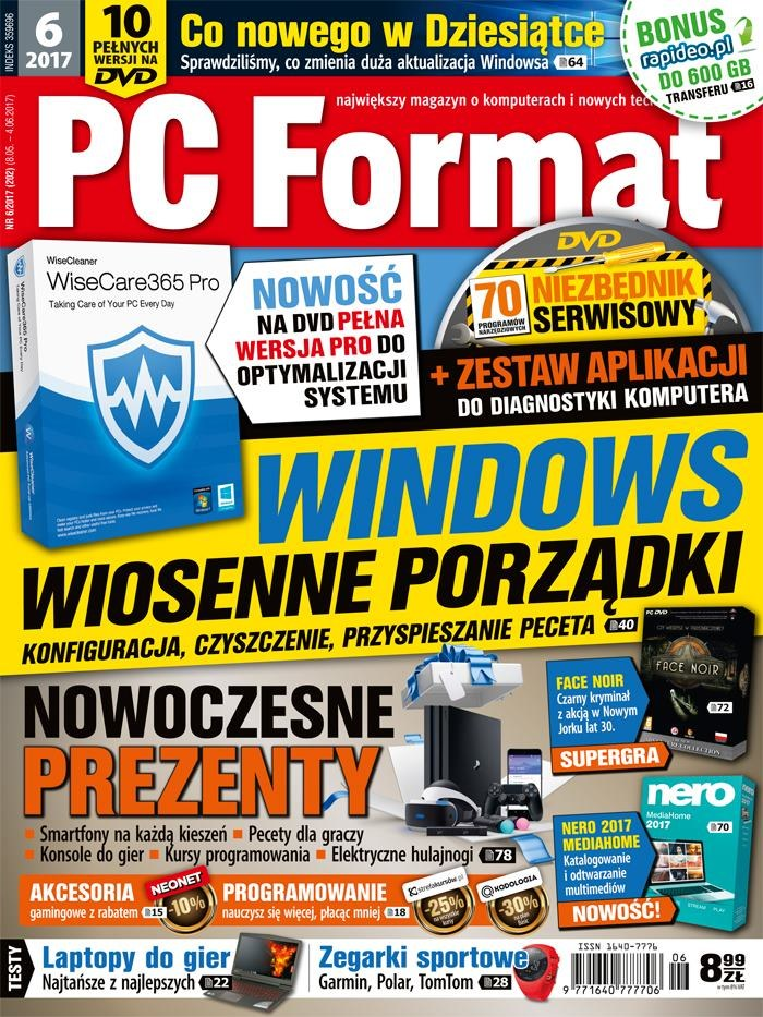 PC Format 6/2017 /PC Format