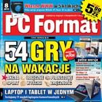 PC Format 8/2013 - 54 gry na każdą okazję