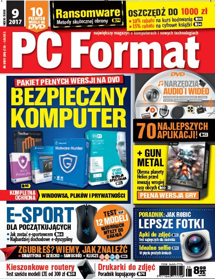 PC Format 9/2017 /PC Format