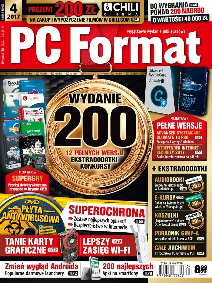 PC Fromat 4/2014 /PC Format