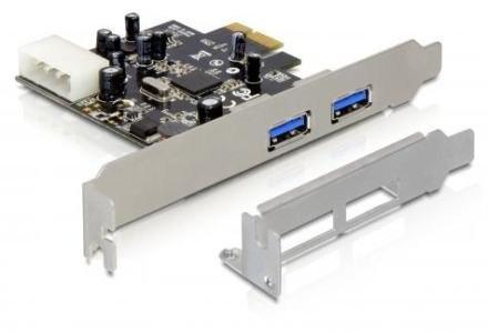 PCI Express w standardzie USB 3.0 i kartę Express Card USB 3.0 /materiały prasowe