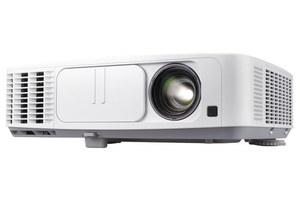 PE401H - pierwszy kompaktowy projektor NEC Full HD i 3D