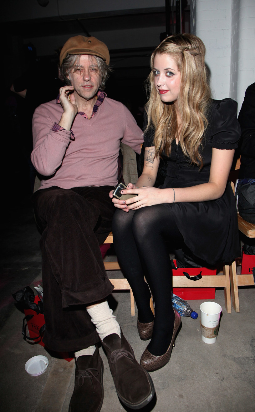 Peaches Geldof i Bob Geldof /Tim Withby /Getty Images
