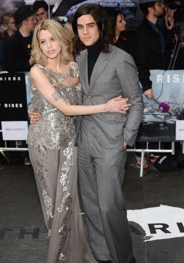 Peaches Geldof zaszła w ciążę trzy miesiące po narodzinach dziecka /Ian Gavan /Getty Images