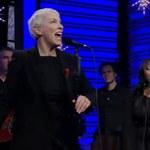 Pechowa wpadka wokalistki