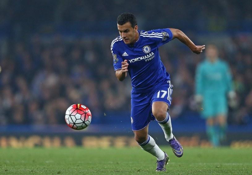 Pedro od dwóch miesięcy jest piłkarzem Chelsea Londyn /AFP