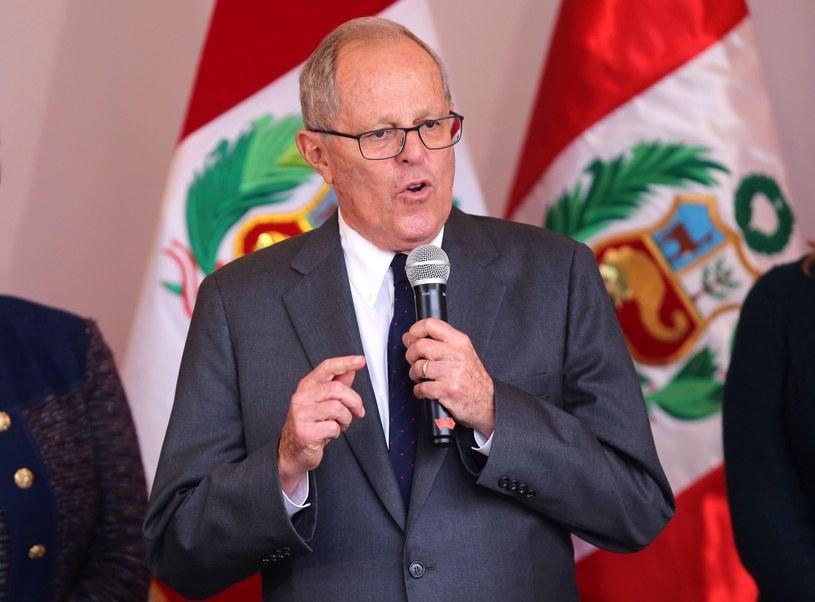 Pedro Pablo Kuczynski /PAP/EPA