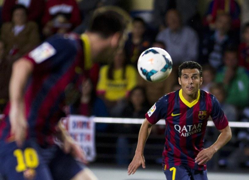 Pedro Rodriguez, napastnik Barcelony /AFP