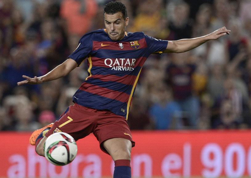 Pedro wybrał Manchester United /AFP