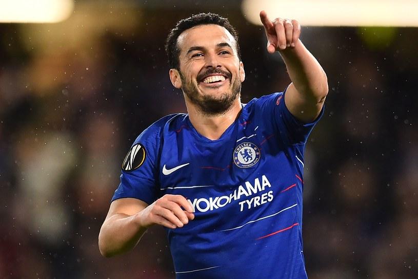 Pedro z Chelsea /AFP