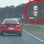 """Pędził 150 km/h, wyprzedzał na zakazie, bo """"takim autem trudno jechać wolno"""""""
