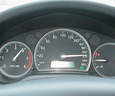Pędził BMW 221 km/h, dostał mandat 500 zł